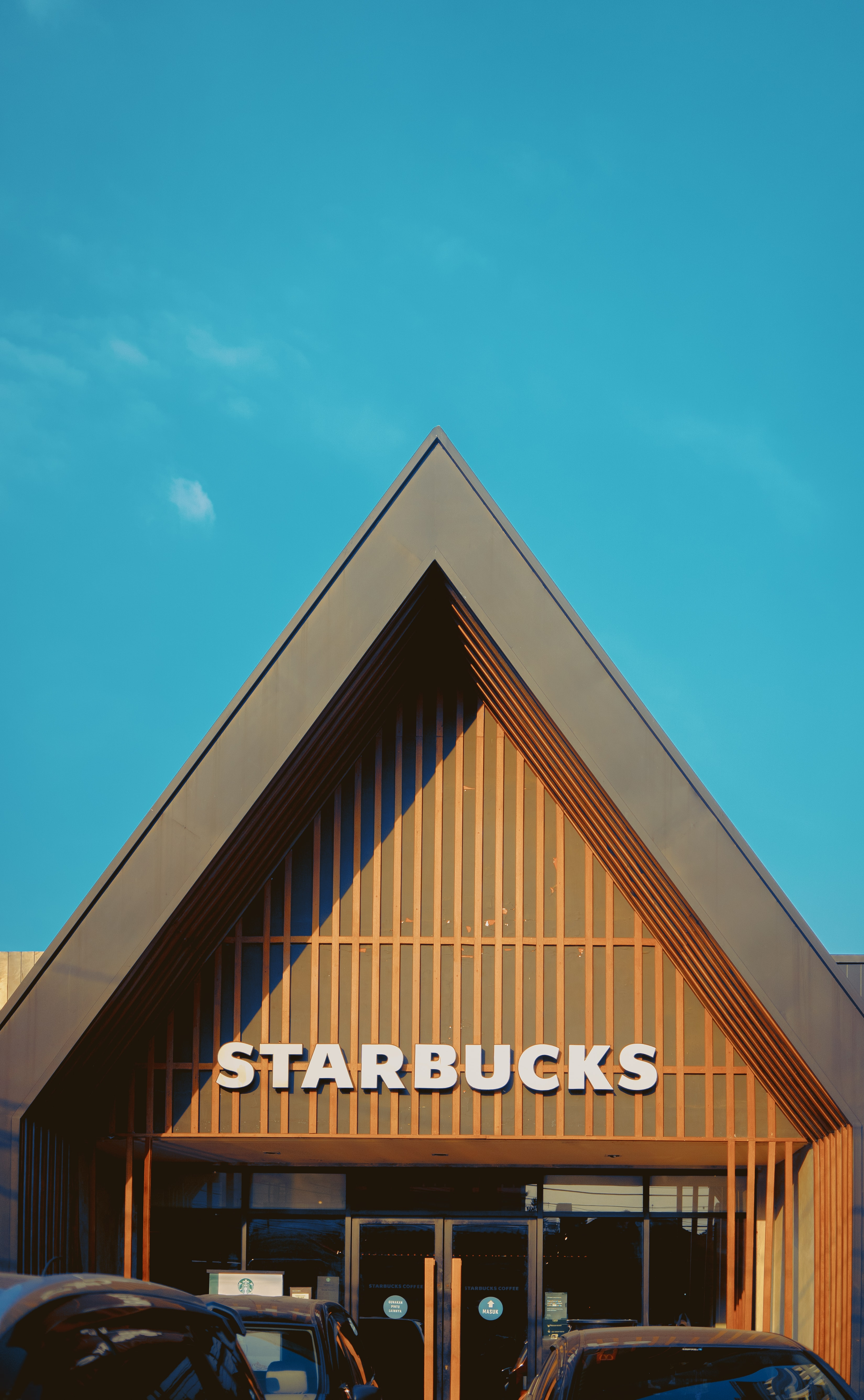 Starbucks Channel Letter In Austin, TX - Georgetown Sign Company