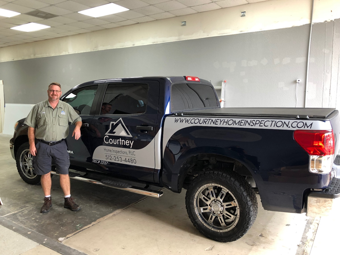 Vehicle Wraps For Business in Austin, TX - Georgetown Sign Company
